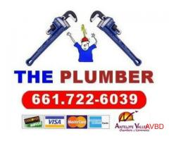 The Plumber - Antelop Valley