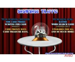 Snowshoe Traffic Traffic Exchange