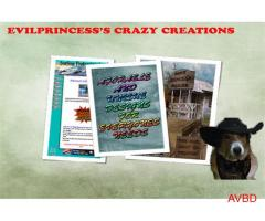 Evil Princess Crazy Creations & Graphics