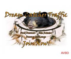 Dream Catcher Traffic Traffic Exchange