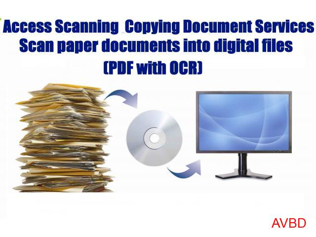antelope valley best deals With local document scanning services