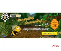 Join us & bring in the New Year with VoiceBee!