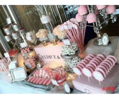 Candy Buffets for all Occasions/Bridal Expo 01/25/2014 in Palmdale