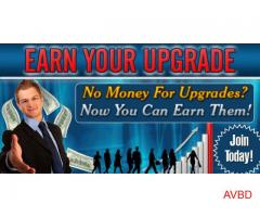 Earn Free Live Time Upgrades on Advertising Sites