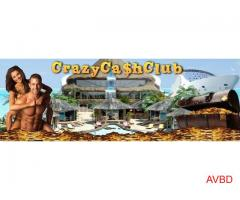 BRAND NEW: CRAZY CASH CLUB IS GOING TO BE HUGE - LOCK IN NOW - FREE !!