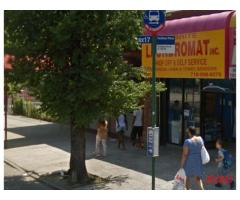 Laundromat for sale Bronx New York $130000